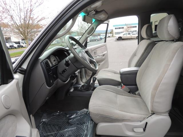 2003 Toyota Tacoma V6 2dr Xtracab / 4X4 / 3.4L / 5-SPEED / LIFTED - Photo 14 - Portland, OR 97217