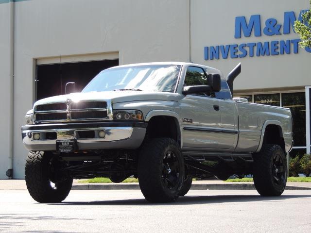 2001 Dodge Ram 2500 4X4 / 5.9 DIESEL / BUILT TRANNY / CUSTOM LIFTED !! - Photo 1 - Portland, OR 97217