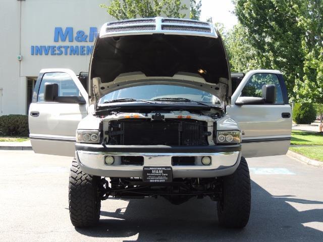 2001 Dodge Ram 2500 4X4 / 5.9 DIESEL / BUILT TRANNY / CUSTOM LIFTED !! - Photo 18 - Portland, OR 97217