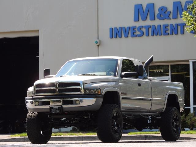 2001 Dodge Ram 2500 4X4 / 5.9 DIESEL / BUILT TRANNY / CUSTOM LIFTED !! - Photo 45 - Portland, OR 97217