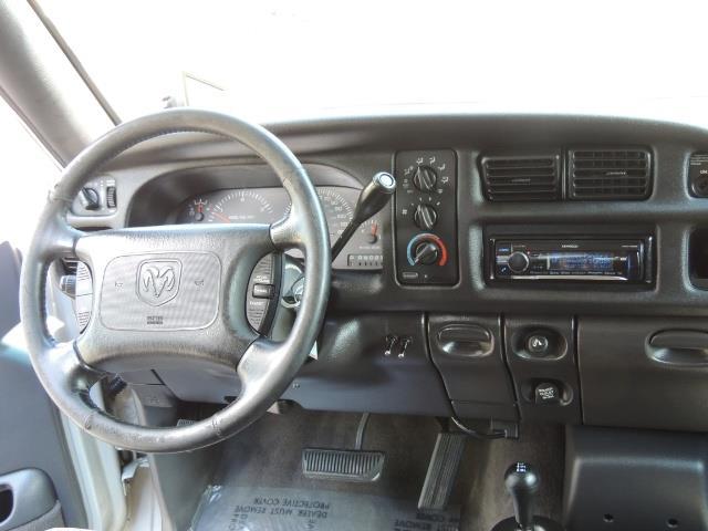 2001 Dodge Ram 2500 4X4 / 5.9 DIESEL / BUILT TRANNY / CUSTOM LIFTED !! - Photo 17 - Portland, OR 97217