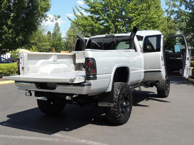 2001 Dodge Ram 2500 4X4 / 5.9 DIESEL / BUILT TRANNY / CUSTOM LIFTED !! - Photo 27 - Portland, OR 97217