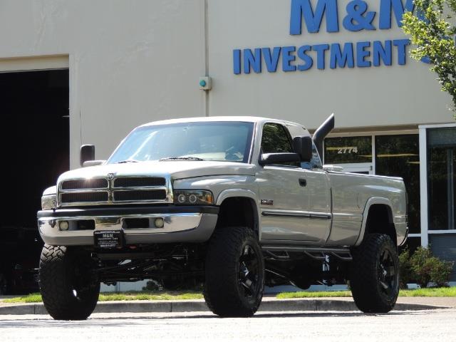 2001 Dodge Ram 2500 4X4 / 5.9 DIESEL / BUILT TRANNY / CUSTOM LIFTED !! - Photo 47 - Portland, OR 97217