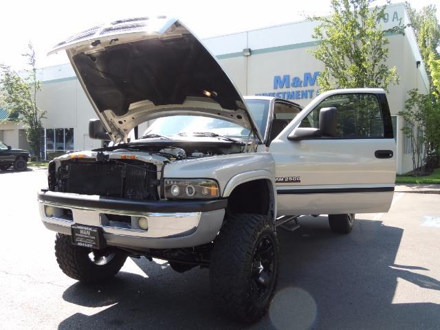 2001 Dodge Ram 2500 4X4 / 5.9 DIESEL / BUILT TRANNY / CUSTOM LIFTED !! - Photo 29 - Portland, OR 97217