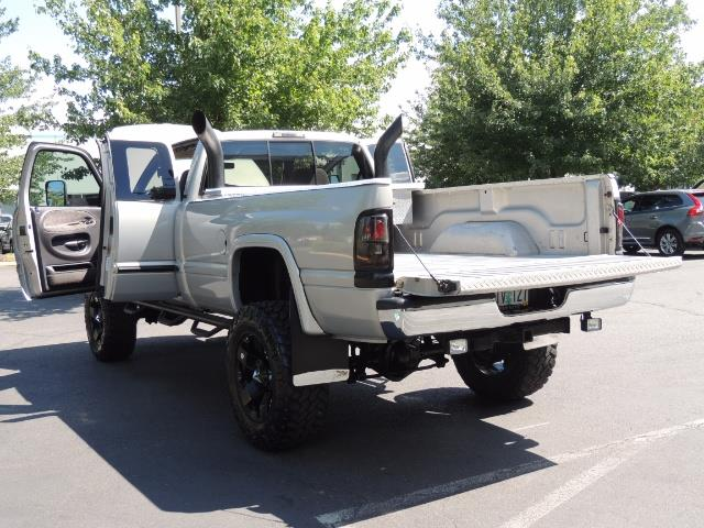 2001 Dodge Ram 2500 4X4 / 5.9 DIESEL / BUILT TRANNY / CUSTOM LIFTED !! - Photo 25 - Portland, OR 97217