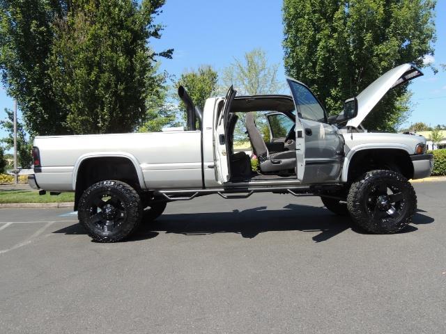 2001 Dodge Ram 2500 4X4 / 5.9 DIESEL / BUILT TRANNY / CUSTOM LIFTED !! - Photo 24 - Portland, OR 97217