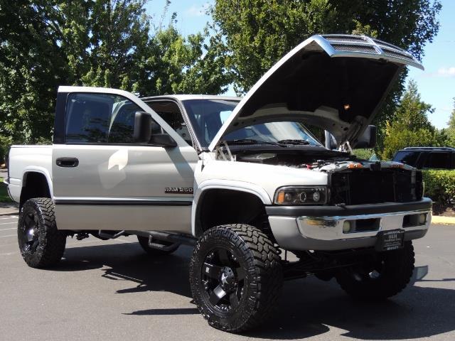 2001 Dodge Ram 2500 4X4 / 5.9 DIESEL / BUILT TRANNY / CUSTOM LIFTED !! - Photo 28 - Portland, OR 97217