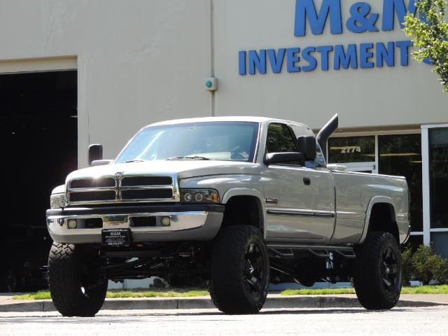 2001 Dodge Ram 2500 4X4 / 5.9 DIESEL / BUILT TRANNY / CUSTOM LIFTED !! - Photo 46 - Portland, OR 97217
