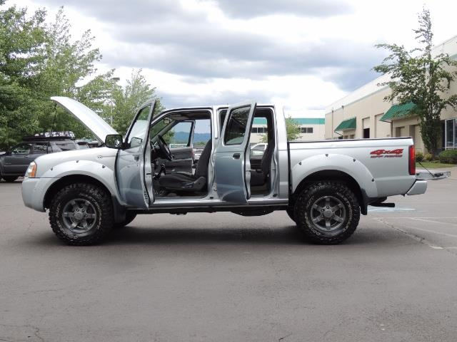 2001 Nissan Frontier XE 4-dr / OFF ROAD 4X4 / Crew Cab / V6 / Automatic - Photo 21 - Portland, OR 97217