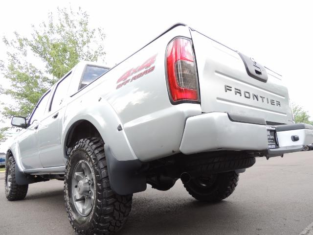 2001 Nissan Frontier XE 4-dr / OFF ROAD 4X4 / Crew Cab / V6 / Automatic - Photo 11 - Portland, OR 97217