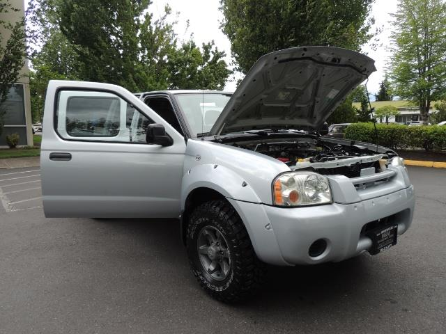 2001 Nissan Frontier XE 4-dr / OFF ROAD 4X4 / Crew Cab / V6 / Automatic - Photo 35 - Portland, OR 97217