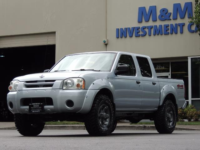 2001 Nissan Frontier XE 4-dr / OFF ROAD 4X4 / Crew Cab / V6 / Automatic - Photo 39 - Portland, OR 97217