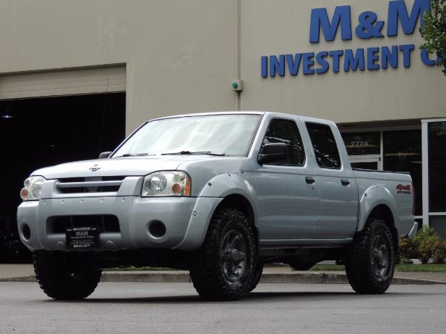 2001 Nissan Frontier XE 4-dr / OFF ROAD 4X4 / Crew Cab / V6 / Automatic - Photo 40 - Portland, OR 97217
