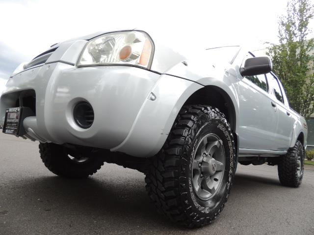 2001 Nissan Frontier XE 4-dr / OFF ROAD 4X4 / Crew Cab / V6 / Automatic - Photo 9 - Portland, OR 97217