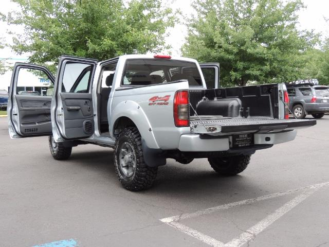 2001 Nissan Frontier XE 4-dr / OFF ROAD 4X4 / Crew Cab / V6 / Automatic - Photo 31 - Portland, OR 97217