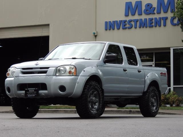 2001 Nissan Frontier XE 4-dr / OFF ROAD 4X4 / Crew Cab / V6 / Automatic - Photo 1 - Portland, OR 97217