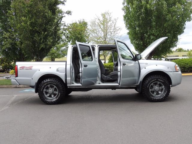 2001 Nissan Frontier XE 4-dr / OFF ROAD 4X4 / Crew Cab / V6 / Automatic - Photo 22 - Portland, OR 97217