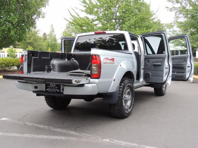 2001 Nissan Frontier XE 4-dr / OFF ROAD 4X4 / Crew Cab / V6 / Automatic - Photo 32 - Portland, OR 97217
