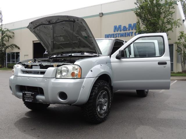 2001 Nissan Frontier XE 4-dr / OFF ROAD 4X4 / Crew Cab / V6 / Automatic - Photo 36 - Portland, OR 97217