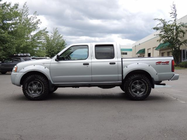 2001 Nissan Frontier XE 4-dr / OFF ROAD 4X4 / Crew Cab / V6 / Automatic - Photo 3 - Portland, OR 97217
