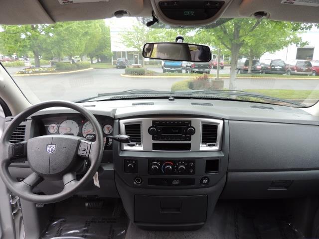 2008 Dodge Ram 3500 SLT 4dr Quad Cab / 4X4 / 6.7L DIESEL / BIGHORN ED - Photo 36 - Portland, OR 97217