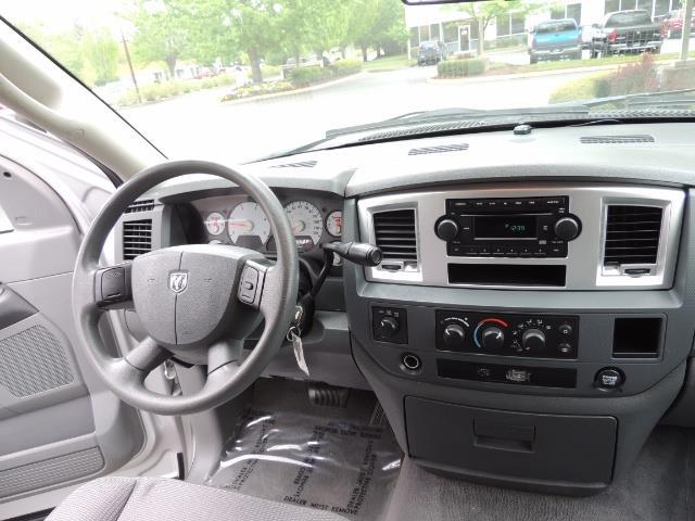 2008 Dodge Ram 3500 SLT 4dr Quad Cab / 4X4 / 6.7L DIESEL / BIGHORN ED - Photo 19 - Portland, OR 97217