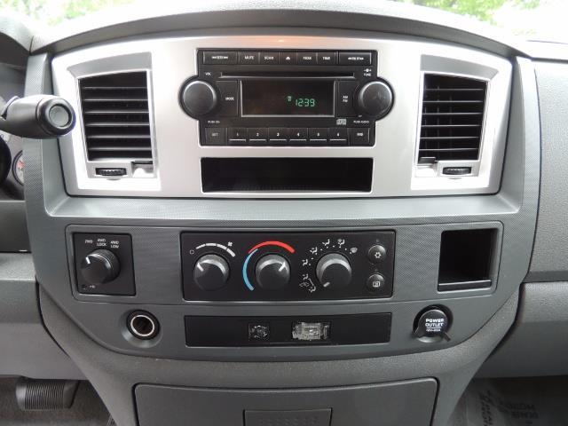 2008 Dodge Ram 3500 SLT 4dr Quad Cab / 4X4 / 6.7L DIESEL / BIGHORN ED - Photo 21 - Portland, OR 97217