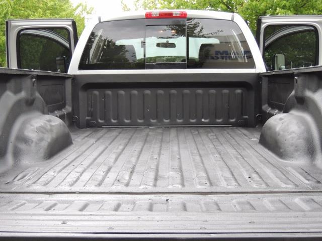2008 Dodge Ram 3500 SLT 4dr Quad Cab / 4X4 / 6.7L DIESEL / BIGHORN ED - Photo 28 - Portland, OR 97217