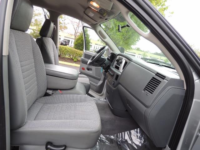 2008 Dodge Ram 3500 SLT 4dr Quad Cab / 4X4 / 6.7L DIESEL / BIGHORN ED - Photo 17 - Portland, OR 97217