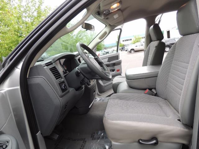 2008 Dodge Ram 3500 SLT 4dr Quad Cab / 4X4 / 6.7L DIESEL / BIGHORN ED - Photo 14 - Portland, OR 97217