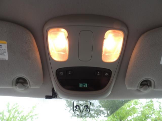 2008 Dodge Ram 3500 SLT 4dr Quad Cab / 4X4 / 6.7L DIESEL / BIGHORN ED - Photo 37 - Portland, OR 97217