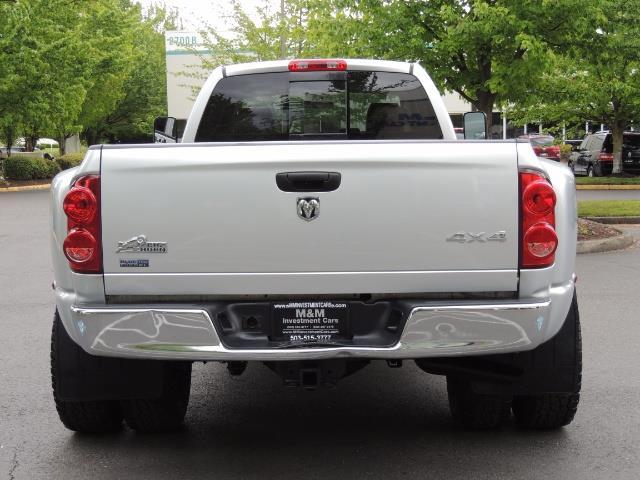 2008 Dodge Ram 3500 SLT 4dr Quad Cab / 4X4 / 6.7L DIESEL / BIGHORN ED - Photo 6 - Portland, OR 97217