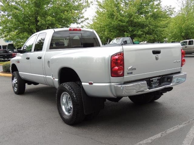 2008 Dodge Ram 3500 SLT 4dr Quad Cab / 4X4 / 6.7L DIESEL / BIGHORN ED - Photo 7 - Portland, OR 97217