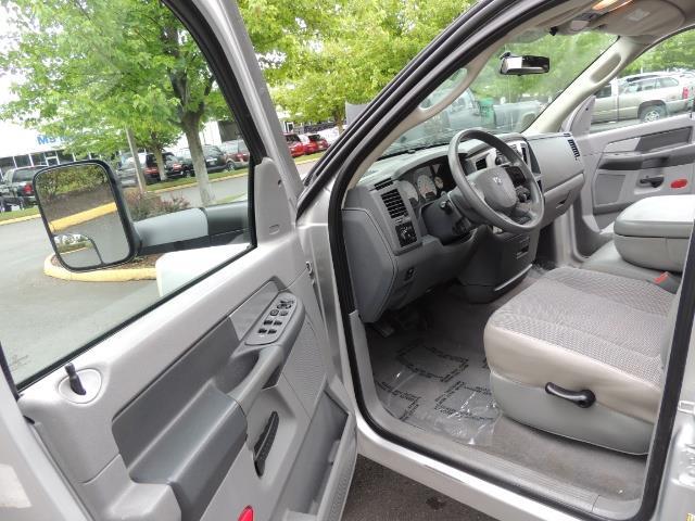 2008 Dodge Ram 3500 SLT 4dr Quad Cab / 4X4 / 6.7L DIESEL / BIGHORN ED - Photo 13 - Portland, OR 97217