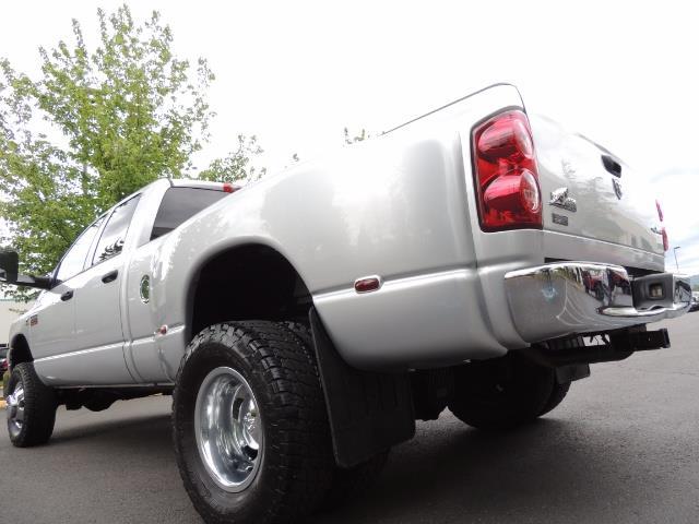2008 Dodge Ram 3500 SLT 4dr Quad Cab / 4X4 / 6.7L DIESEL / BIGHORN ED - Photo 11 - Portland, OR 97217