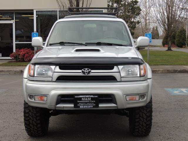2001 Toyota 4Runner SPORT SR5 / 4X4 / Sunroof / LIFTED LIFTED - Photo 5 - Portland, OR 97217