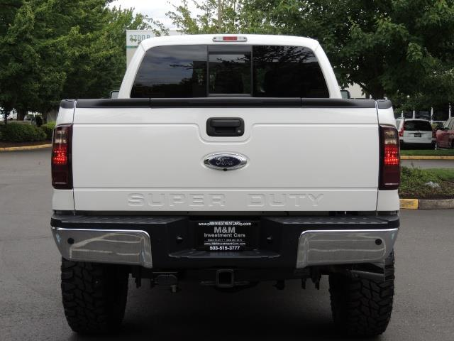 2016 Ford F-250 Super Duty LARIAT/ 4X4 / 6.7L DIESEL / NEW LIFT - Photo 60 - Portland, OR 97217