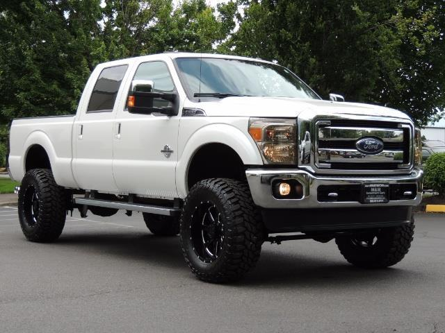 2016 Ford F-250 Super Duty LARIAT/ 4X4 / 6.7L DIESEL / NEW LIFT - Photo 56 - Portland, OR 97217