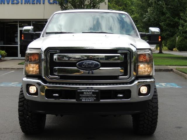 2016 Ford F-250 Super Duty LARIAT/ 4X4 / 6.7L DIESEL / NEW LIFT - Photo 59 - Portland, OR 97217