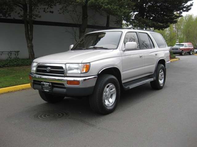 1998 toyota 4runner sr5 4wd auto moonroof. Black Bedroom Furniture Sets. Home Design Ideas