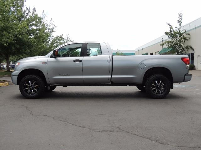 2007 Toyota Tundra 4X4 5.7L Double Cab  / Long Bed / 1-Owner / LIFTED - Photo 3 - Portland, OR 97217
