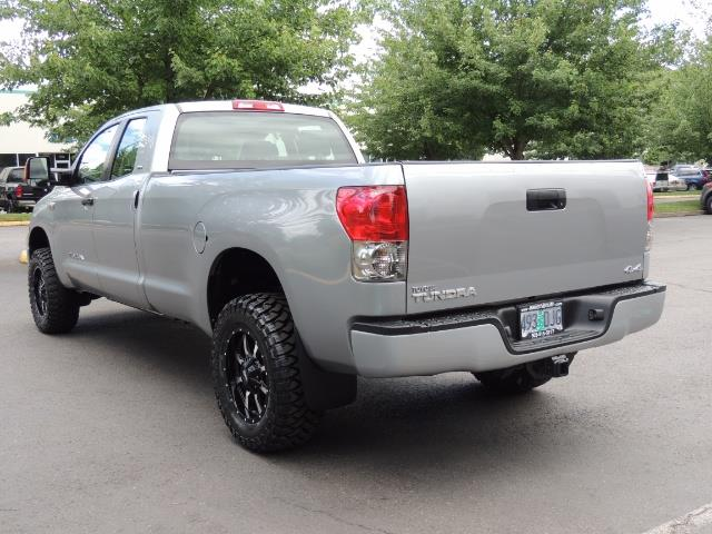 2007 Toyota Tundra 4X4 5.7L Double Cab  / Long Bed / 1-Owner / LIFTED - Photo 7 - Portland, OR 97217