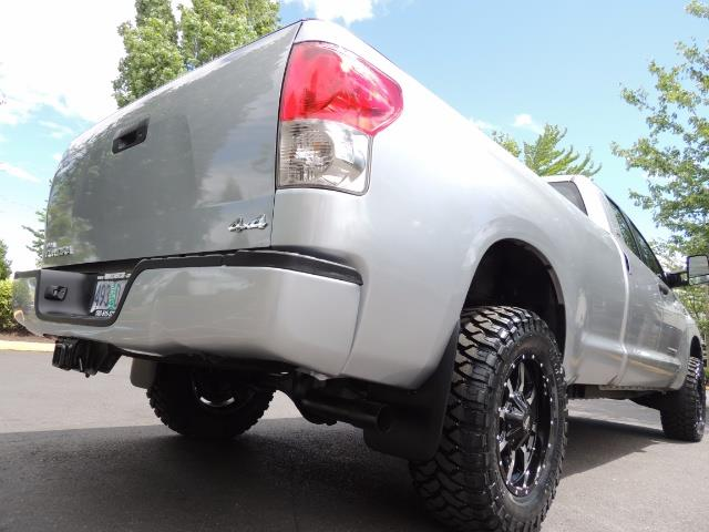2007 Toyota Tundra 4X4 5.7L Double Cab  / Long Bed / 1-Owner / LIFTED - Photo 12 - Portland, OR 97217