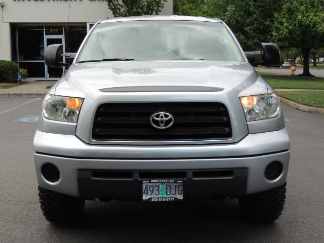 2007 Toyota Tundra 4X4 5.7L Double Cab  / Long Bed / 1-Owner / LIFTED - Photo 5 - Portland, OR 97217