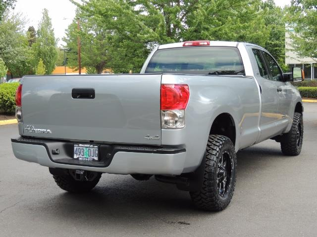 2007 Toyota Tundra 4X4 5.7L Double Cab  / Long Bed / 1-Owner / LIFTED - Photo 8 - Portland, OR 97217