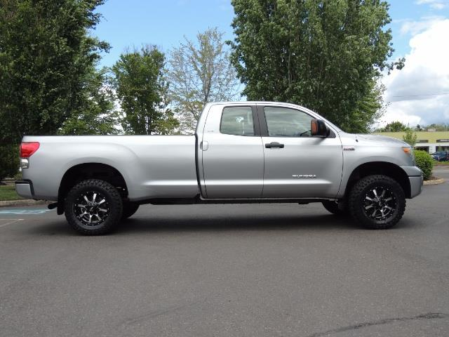 2007 Toyota Tundra 4X4 5.7L Double Cab  / Long Bed / 1-Owner / LIFTED - Photo 4 - Portland, OR 97217
