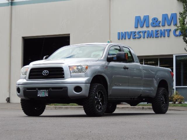 2007 Toyota Tundra 4X4 5.7L Double Cab  / Long Bed / 1-Owner / LIFTED - Photo 41 - Portland, OR 97217