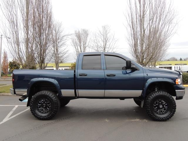 2004 dodge ram 2500 slt 4x4 5 9l cummins diesel lifted lifted. Black Bedroom Furniture Sets. Home Design Ideas