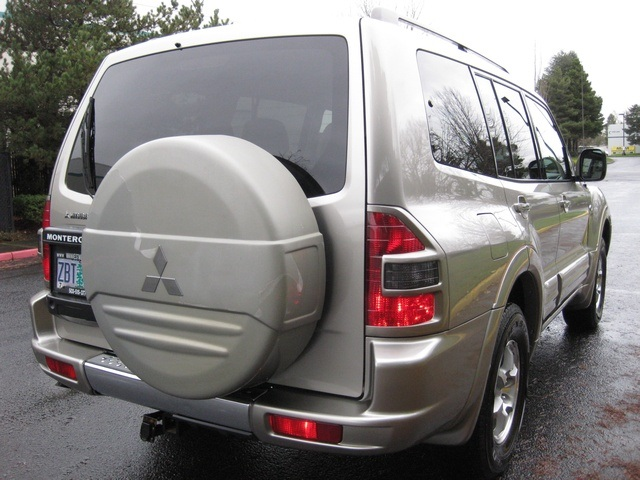 2002 Mitsubishi Montero Limited / 4WD / V6 / 3RD Seat / Leather / Loaded - Photo 51 - Portland, OR 97217