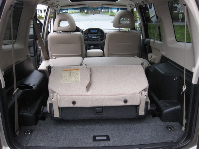 2002 Mitsubishi Montero Limited / 4WD / V6 / 3RD Seat / Leather / Loaded - Photo 27 - Portland, OR 97217